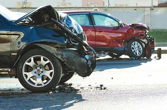 Personal Injury Basics: Car, Bus and Train Crashes