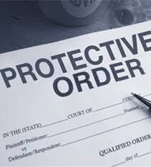 Protective orders in Maryland and DC